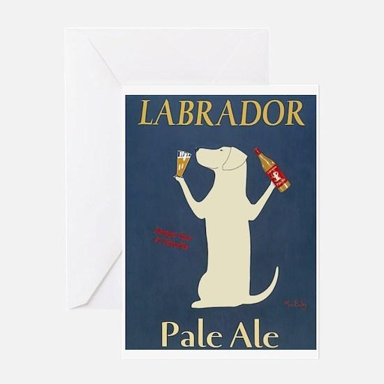 Labrador Pale Ale Greeting Card