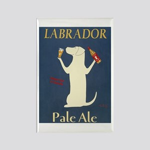 Labrador Pale Ale Rectangle Magnet