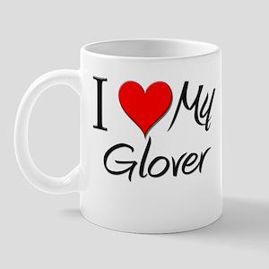 I Heart My Glover Mug