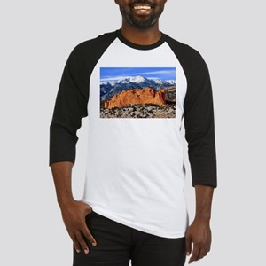 Pikes Peak, Kissing Camels Baseball Jersey