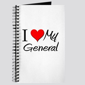 I Heart My General Journal