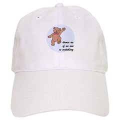 Dancing Bear Baseball Cap