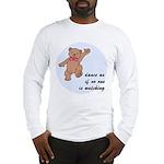 Dancing Bear Long Sleeve T-Shirt