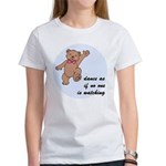 Dancing Bear Women's T-Shirt