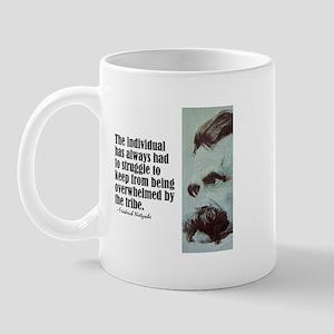 "Nietzsche ""The Individual"" Mug"