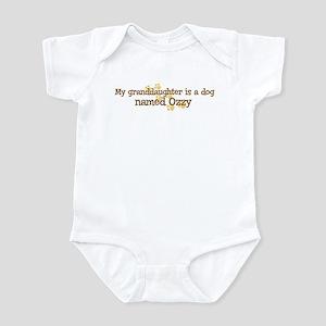 Granddaughter named Ozzy Infant Bodysuit