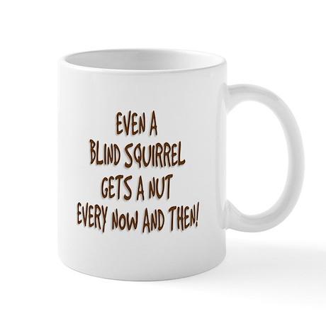 Blind Squirrel Mug (b)