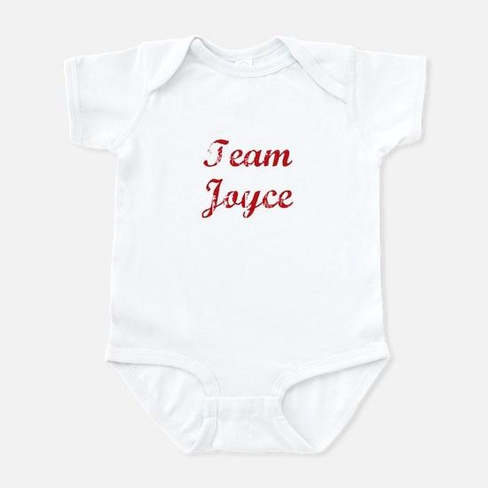 TEAM Joyce REUNION  Infant Bodysuit