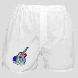 NEON GUITAR Boxer Shorts