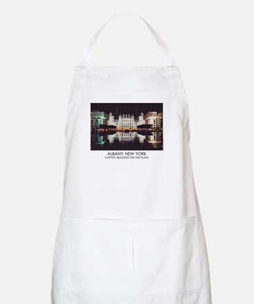 NYS Capitol on the Plaza BBQ Apron