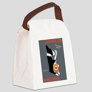 Boston's Fine Facial Tissue Canvas Lunch Bag