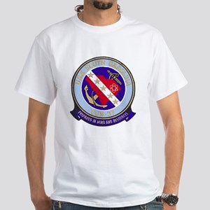 USS South Carolina CGN 37 White T-Shirt