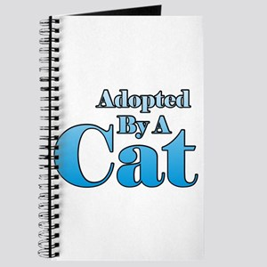 Adopted By A Cat Journal