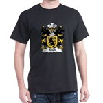 Rhun Family Crest Dark T-Shirt