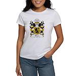 Rhun Family Crest Women's T-Shirt