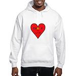 Crazy in Love Hooded Sweatshirt