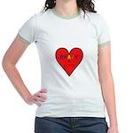 Crazy in Love Jr. Ringer T-Shirt