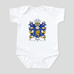 Read Family Crest Infant Bodysuit