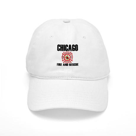 Chicago Fire Department Cap