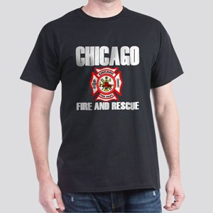 Chicago Fire Department Dark T-Shirt