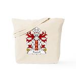 Rastall Family Crest Tote Bag