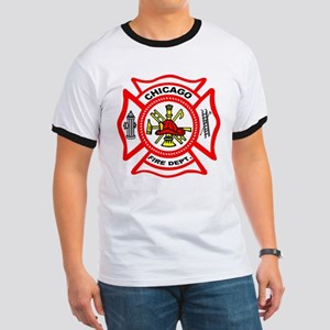 Chicago Fire Department Ringer T