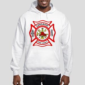 Chicago Fire Department Sweatshirts Hoodies Cafepress