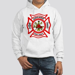 Chicago Fire Department Hooded Sweatshirt