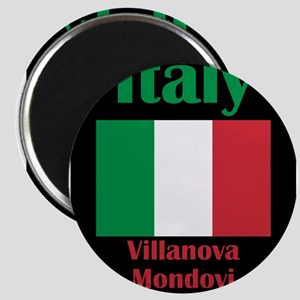 Villanova Mondovi Italy Magnets