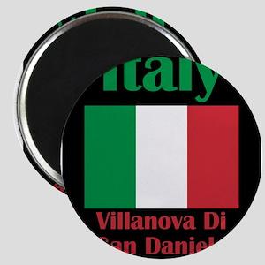 Villanova Di San Daniele Italy Magnets