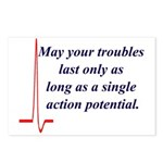 Troubles Postcards (package Of 8)