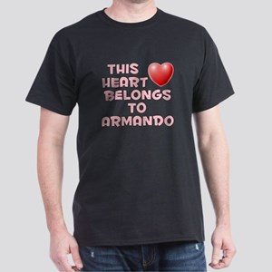 This Heart: Armando (F) Dark T-Shirt