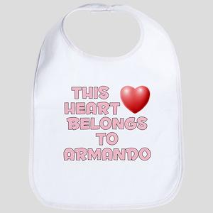 This Heart: Armando (F) Bib
