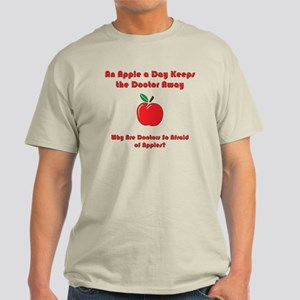 Fear of Apples Light T-Shirt