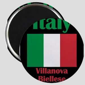 Villanova Biellese Italy Magnets