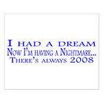 I had a dream... Small Poster
