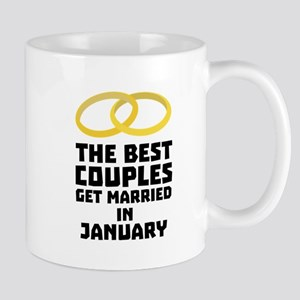 The Best Couples in JANUARY C00xc Mugs