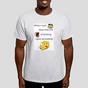 Drinking Light T-Shirt