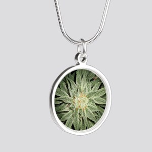 Cannabis Plant Necklaces