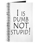 I is dumb Journal
