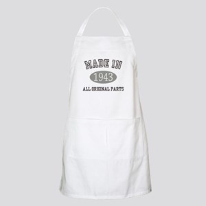 Made In 1943 All Original Parts Light Apron