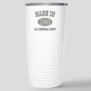 Made In 1943 All Original Parts Mugs