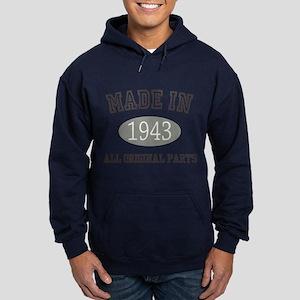 Made In 1943 All Original Parts Sweatshirt