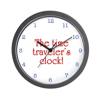 Time Traveler's Clock