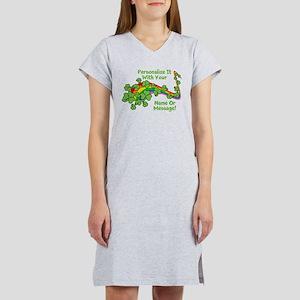 PERSONALIZED Rainbow And Shamrocks T-Shirt