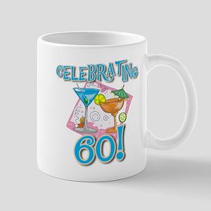 Celebrating 60 Mug