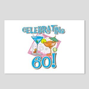 Celebrating 60 Postcards (Package of 8)