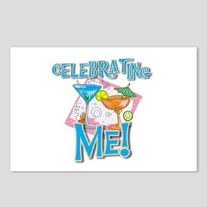 Celebrating Me Postcards (Package of 8)