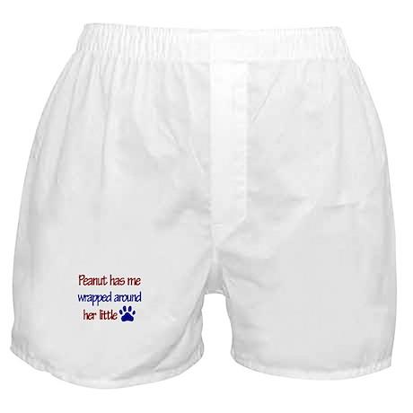 Peanut - Has Me Wrapped Aroun Boxer Shorts