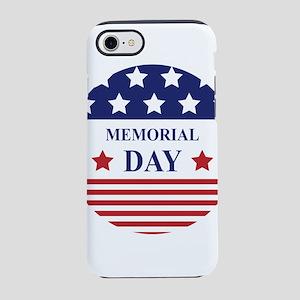 Memorial Day iPhone 8/7 Tough Case